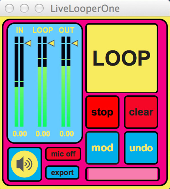 LiveLooperOne